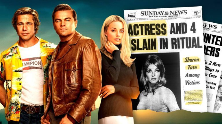 Writing Fiction Based on True Events - Once Upon a Time in Hollywood, Uncut Gems - How to Write a True Story Video Essay