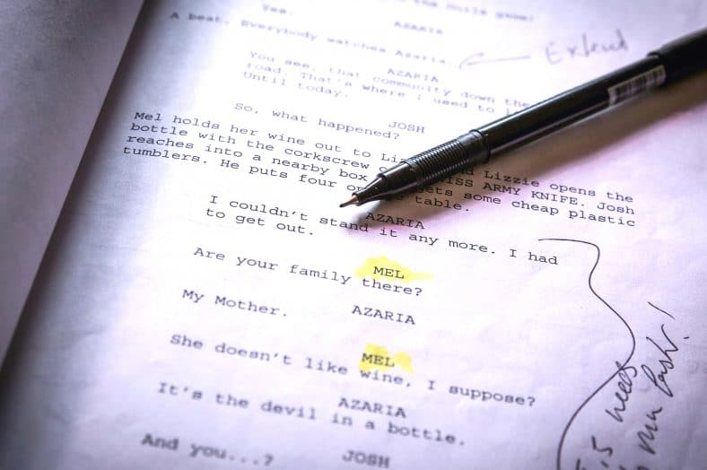 20 Cliches to Avoid in Your Next Screenplay - Featured - StudioBinder