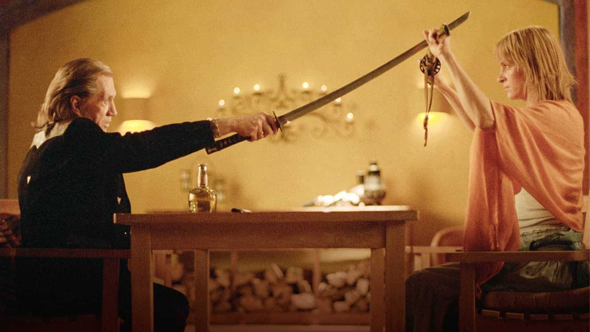 How to Write Dialogue Like Quentin Tarantino - Kill Bill Analysis - Featured - StudioBinder