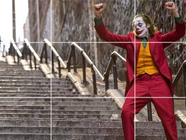 Rule of Thirds - Joker Featured - StudioBinder