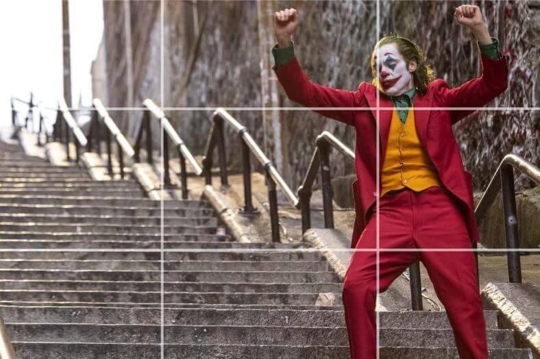 Rule of Thirds - Joker Featured - StudioBinder