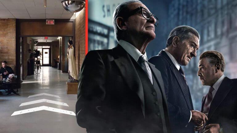 The Irishman Video Essay Scene Breakdown — How Scorsese Opens an Epic - Opening Scene - WP