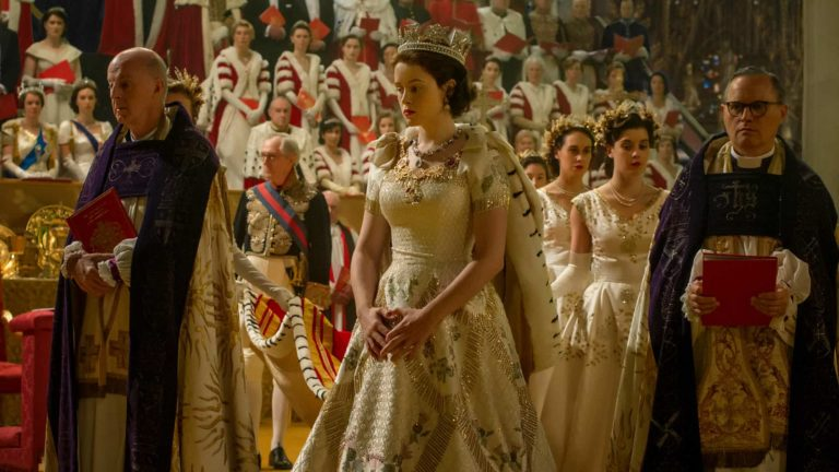 Script Breakdown in The Crown - Identify Hidden Cast Members - Header - StudioBinder
