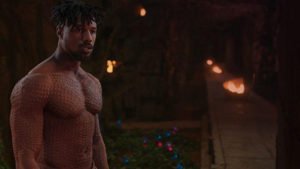 How to Break Down Black Panther Fight Scene - Header - StudioBinder