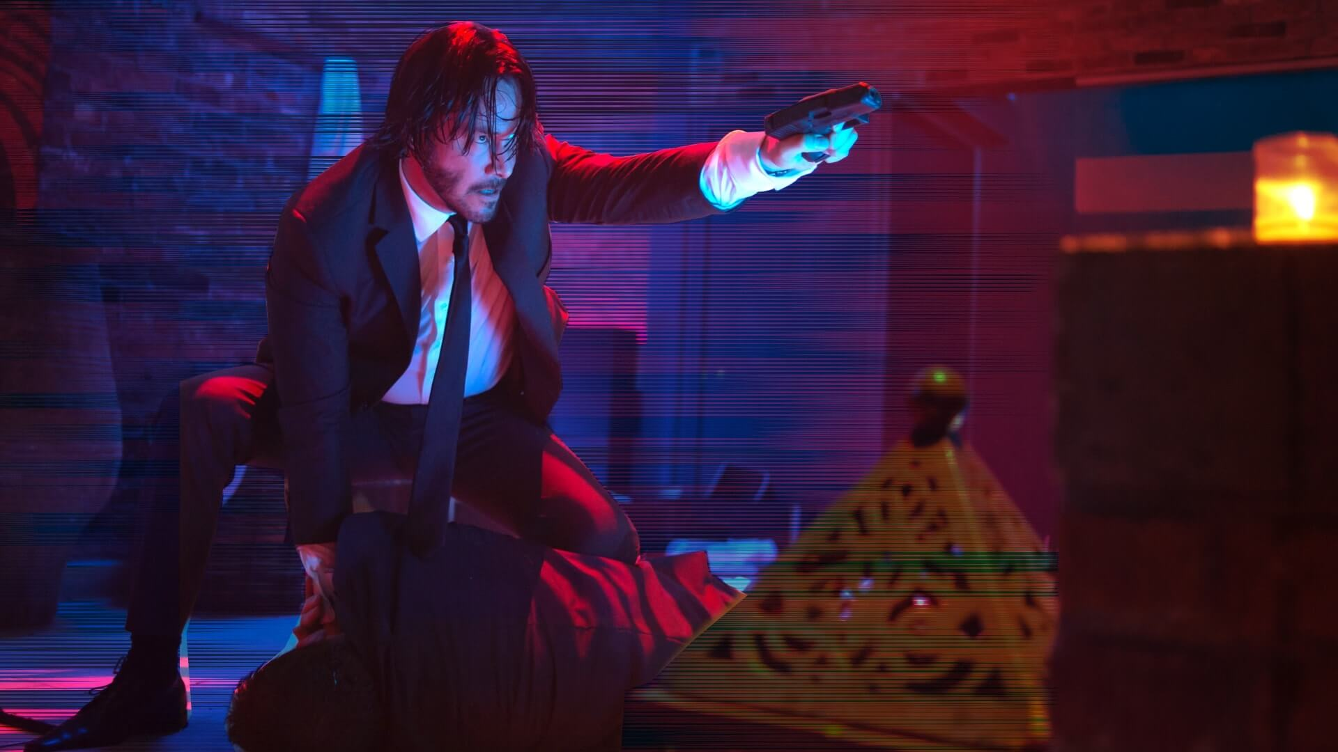 How To Write A Fight Scene In A Screenplay John Wick Fight Scenes