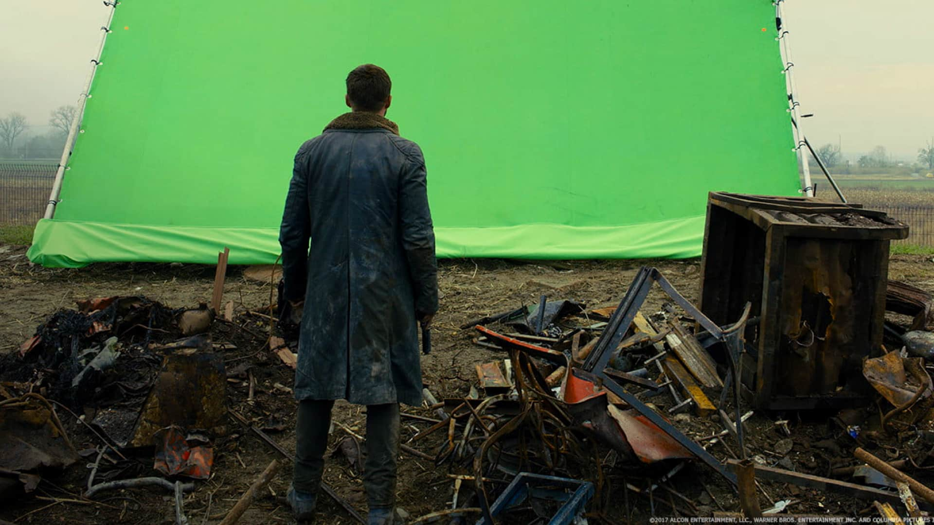 VFX Composite - How to Use a Green Screen - Blade Runner 2049 - Header - StudioBinder