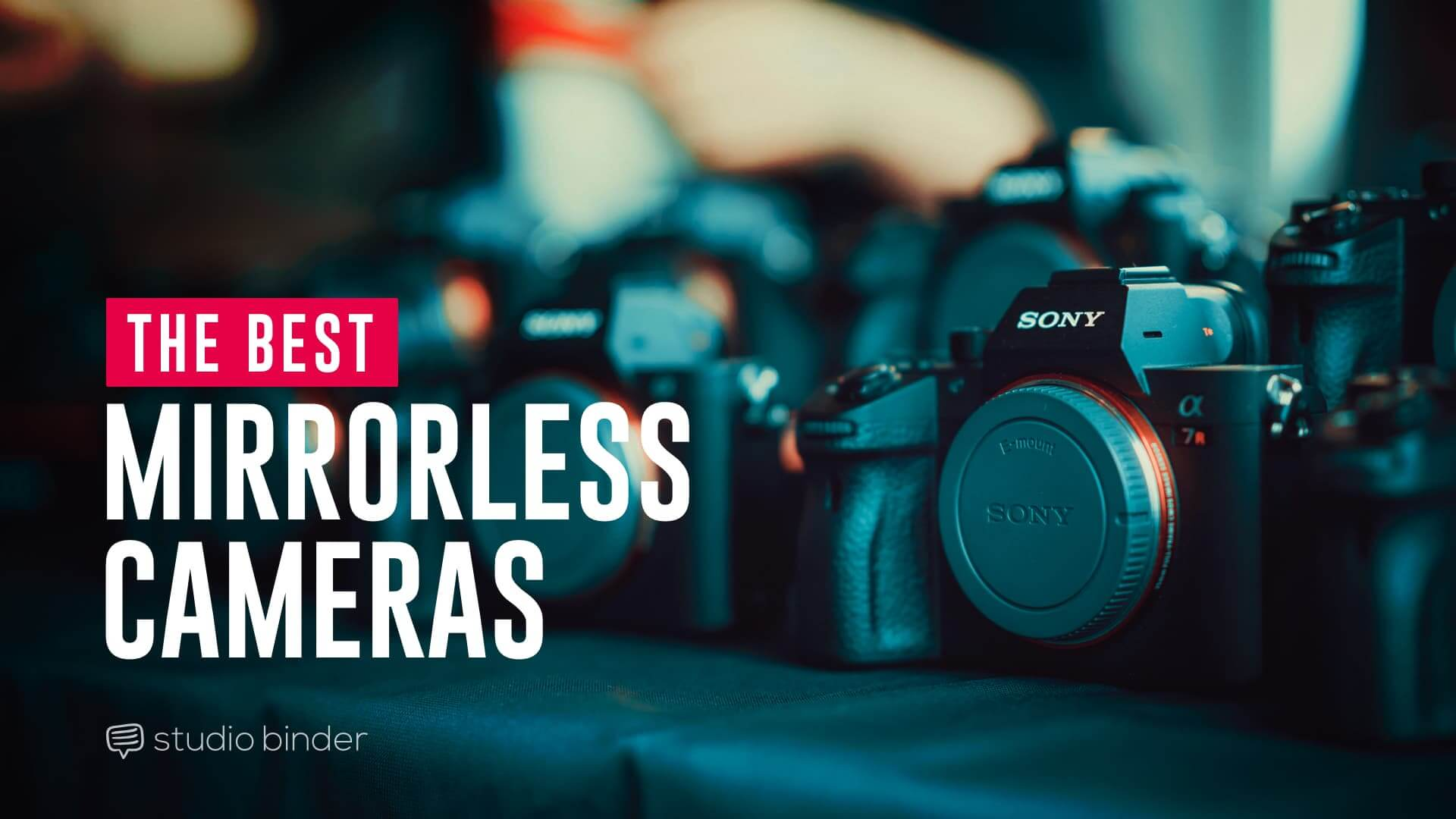 The Best Mirrorless Cameras for Filmmakers in 2019