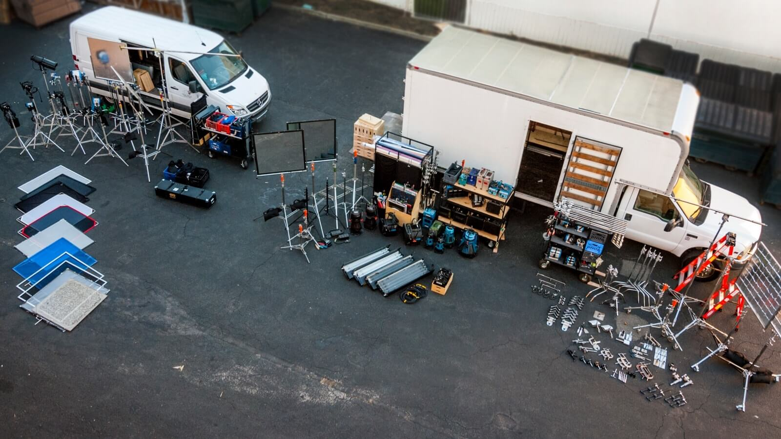 Company Moves - How to Load In & Out Without Falling Behind Your Shooting Schedule - Header - StudioBinder