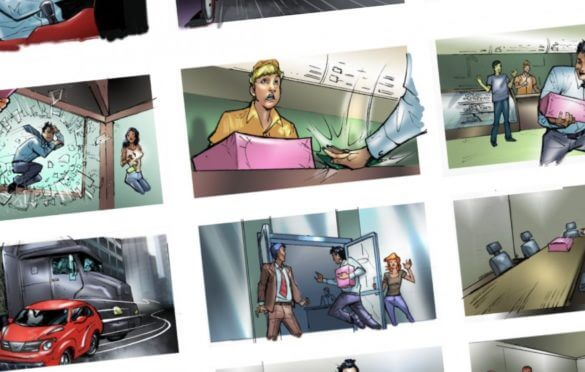 Best Websites to Find a Storyboard Artist - Featured Image - StudioBinder