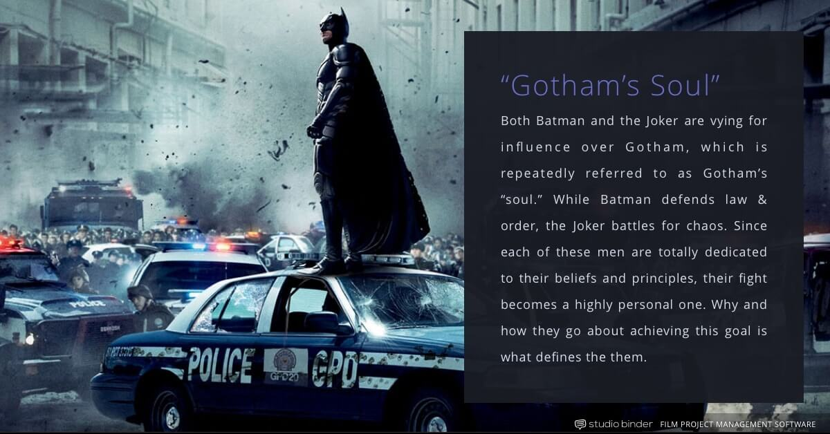 4 Essential Principles for Creating the Ultimate Antagonist - The Dark Knight - Gotham's Soul