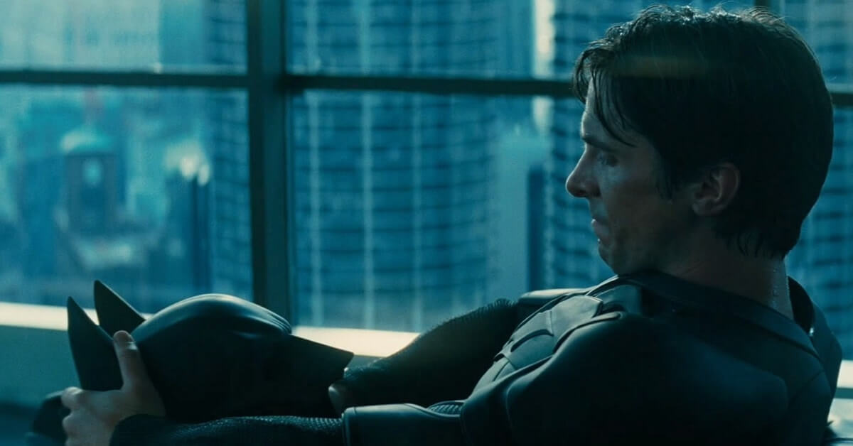 4 Essential Principles for Creating the Ultimate Antagonist - The Dark Knight - Sad Batman - Bruce Wayne