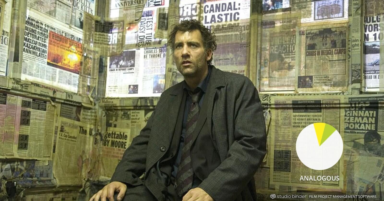 How to Use Color in Film - Example of Movie Color Palette and Schemes - Analogous - Children of Men1-min