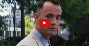 Where Credit is Due. Film Credits Order Hierarchy (with Free Film Credits Template) - Forrest Gump