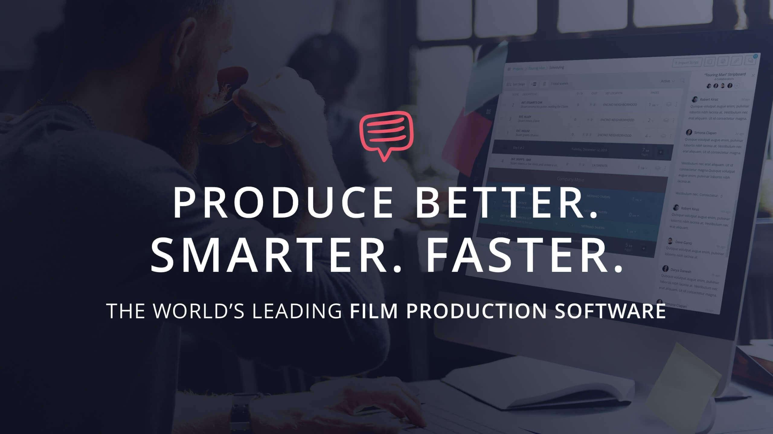 Video Tv Film Production Management Software Studiobinder