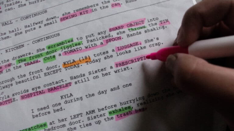 How to Make A Script Breakdown Sheet with Final Draft Tagger - Social Image - StudioBinder