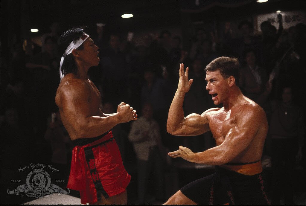 Fight Choreography and Fists - How to Shoot A Fight Scene - Jean Claude Van Damme Bloodsport