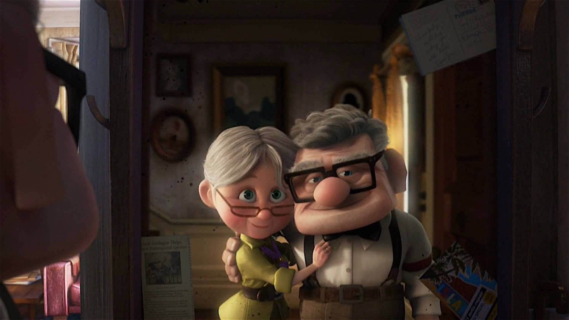 The Pixar Storytelling Formula - An Inside Look - Up Wife