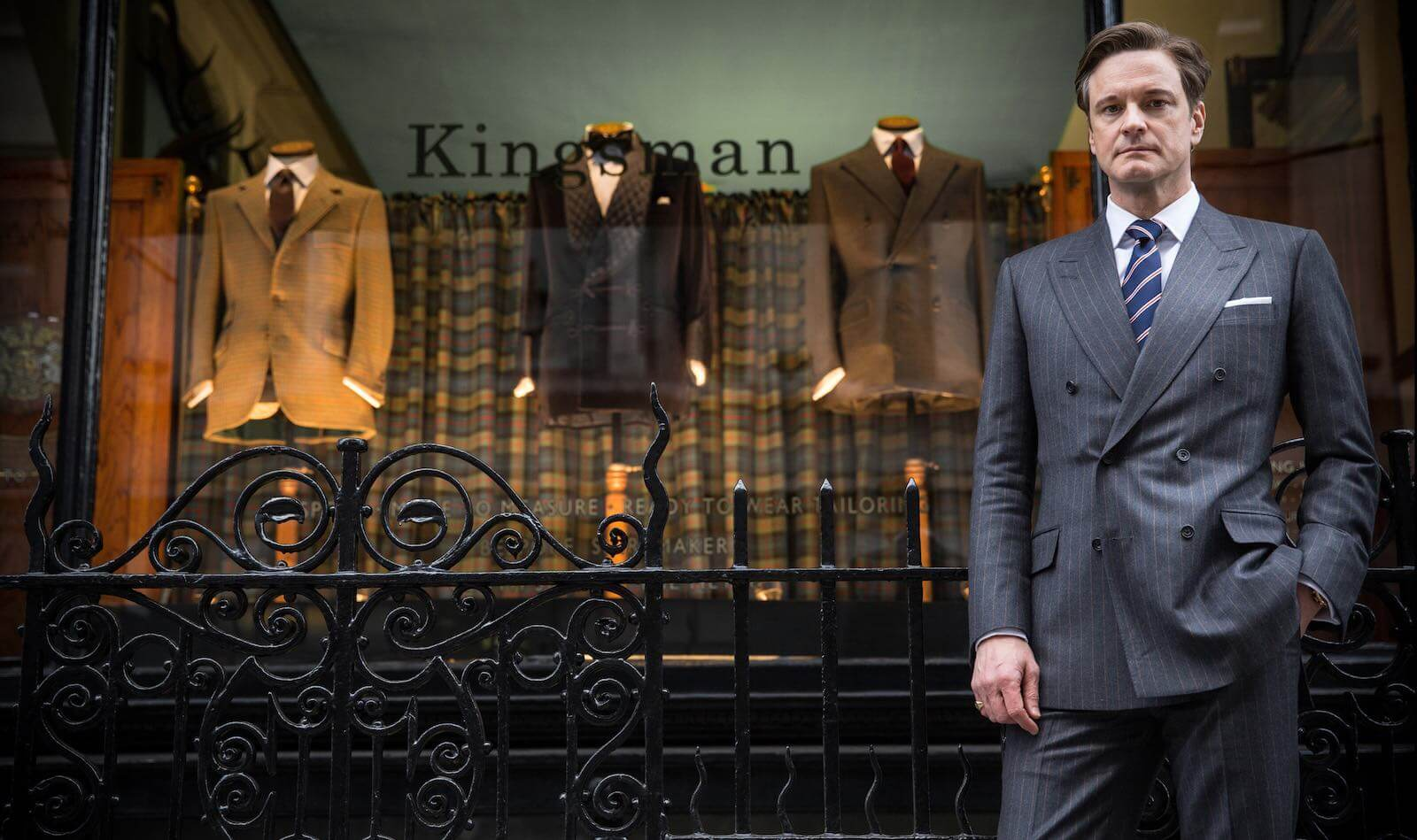 How to Write and Shoot Action Scenes Like Kingsman - Colin Firth-min