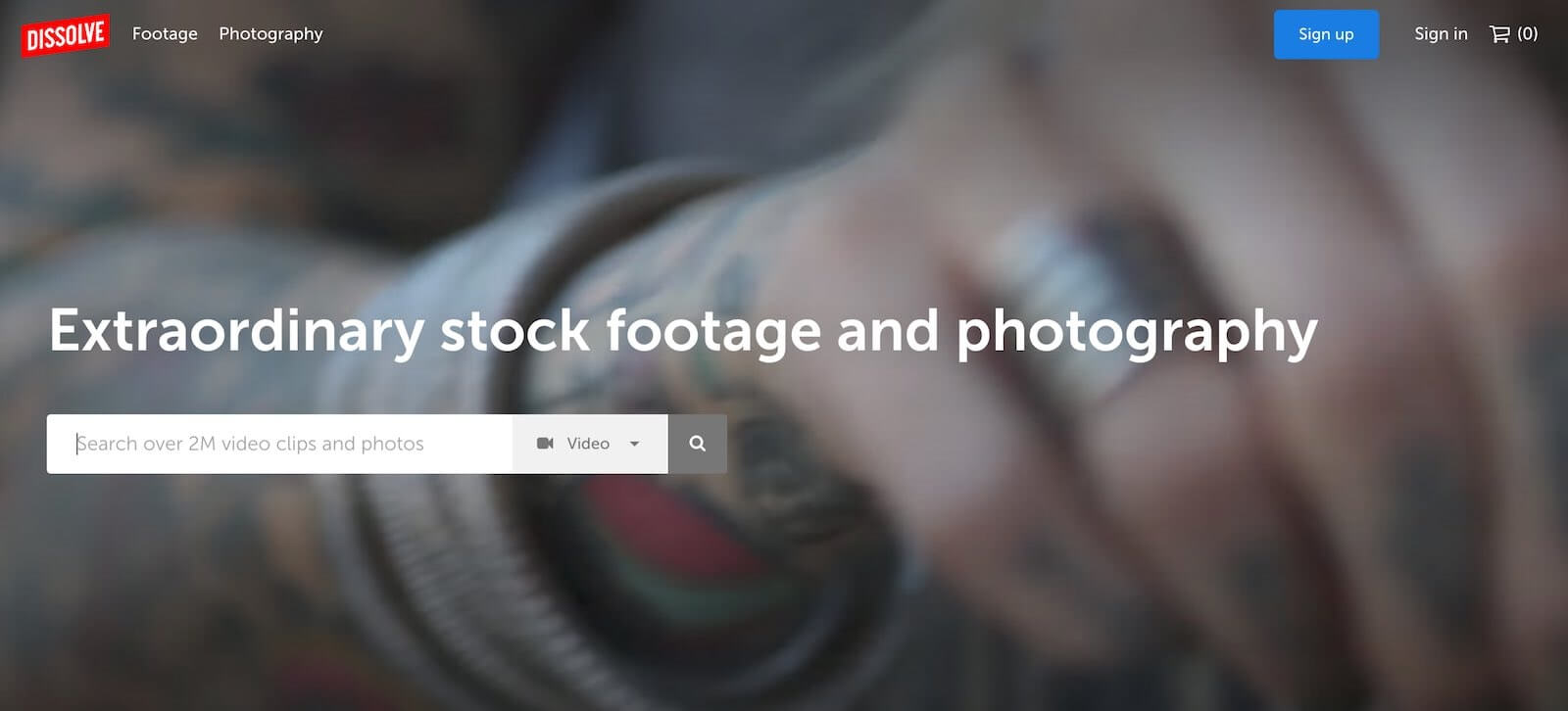 Top 15 Cinematic Stock Video Sites for Filmmakers - Dissolve