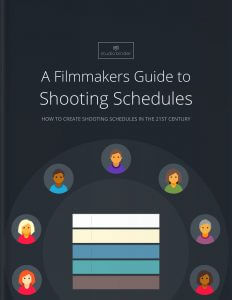 A Filmmakers Guide to Shooting Schedules - Free Ebook - StudioBinder