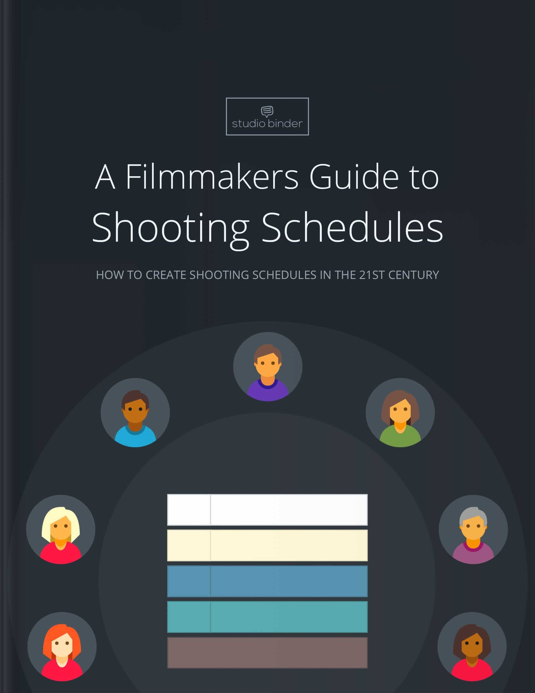 A Filmmaker's Guide to Shooting Schedules (Free E-Book)