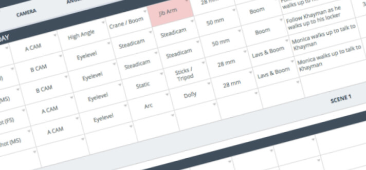 The Only Shot List Template You Need — with Free Download