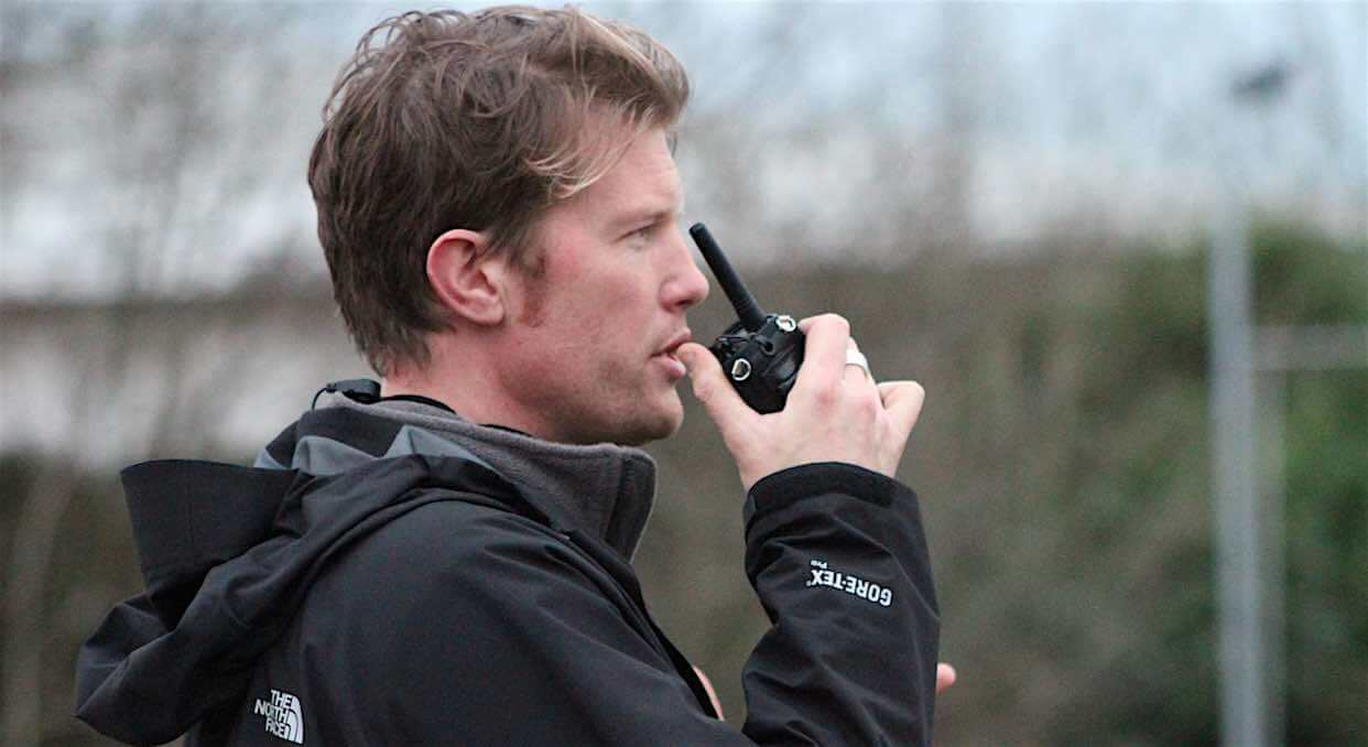 Walkie Talkie Lingo Everyone On-Set Should Know - 1st Assistant Director