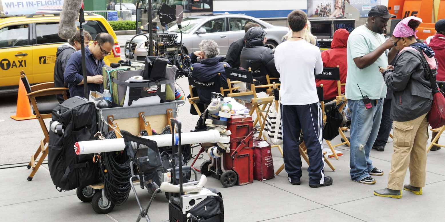 Walkie Talkie Lingo Everyone On-Set Should Know - Film Crew Walkie Talkie