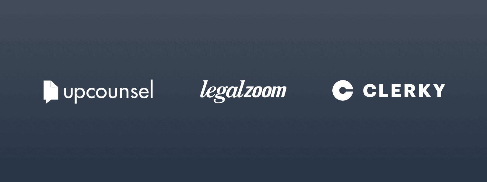 Best Filmmaking Software and Tools - Upcounsel - Legalzoom - Clerky