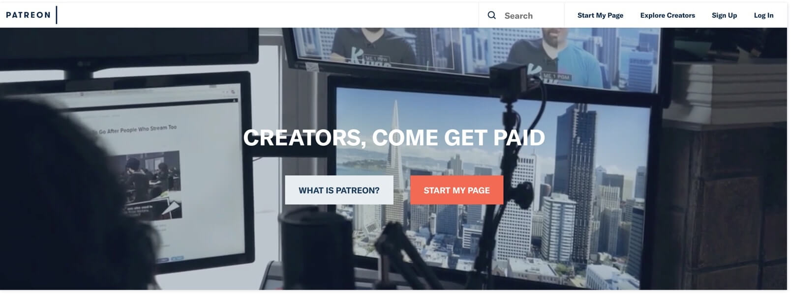 Best Filmmaking Software and Tools - Patreon - StudioBinder