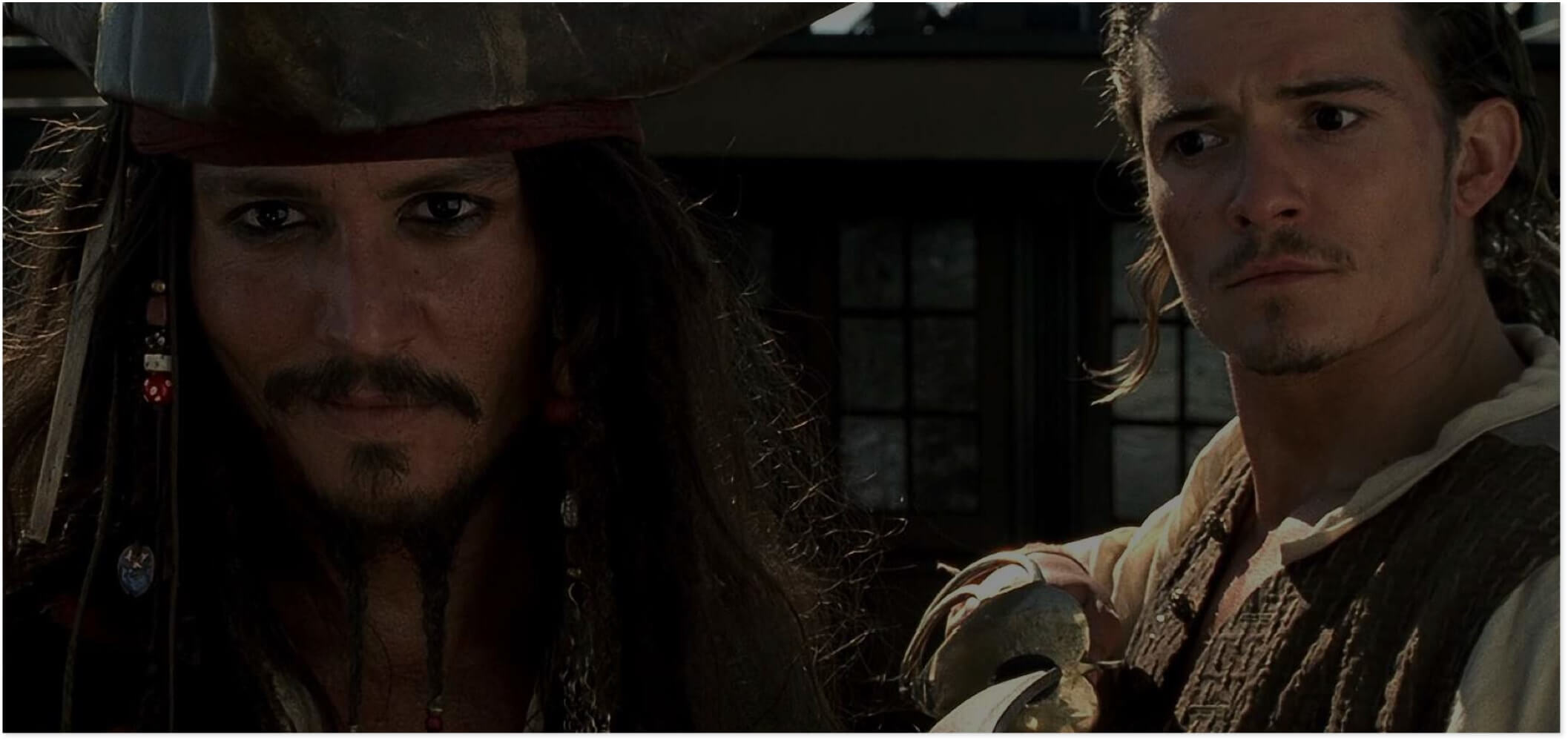 How to Write a Compelling Logline (with a Logline Examples) - Pirates of the Caribbean - The Curse of the Black Pearl Logline