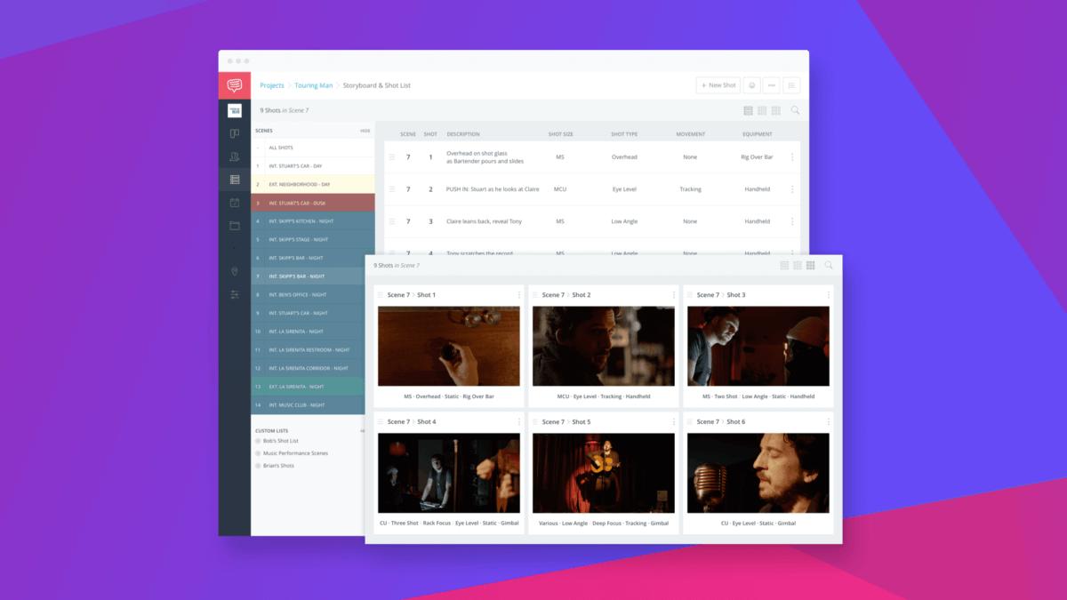 Introducing Storyboard Template Builder – Visualizing Your Project Just Got Easier – Header – StudioBinder