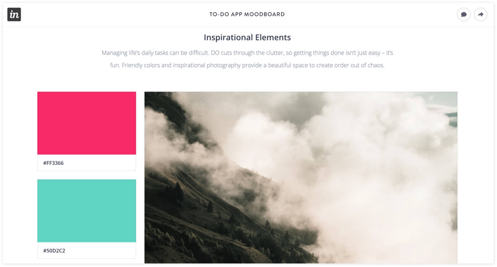 Top 14 Mood Board Apps of 2017 for Video Production [with FREE Template] - Invision App