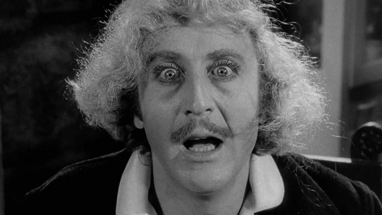 5 Acting Techniques You Can Learn From Gene Wilder - Young Frankenstein