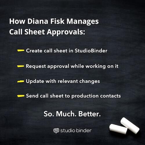 Diana Fisk - Four Step - StudioBinder