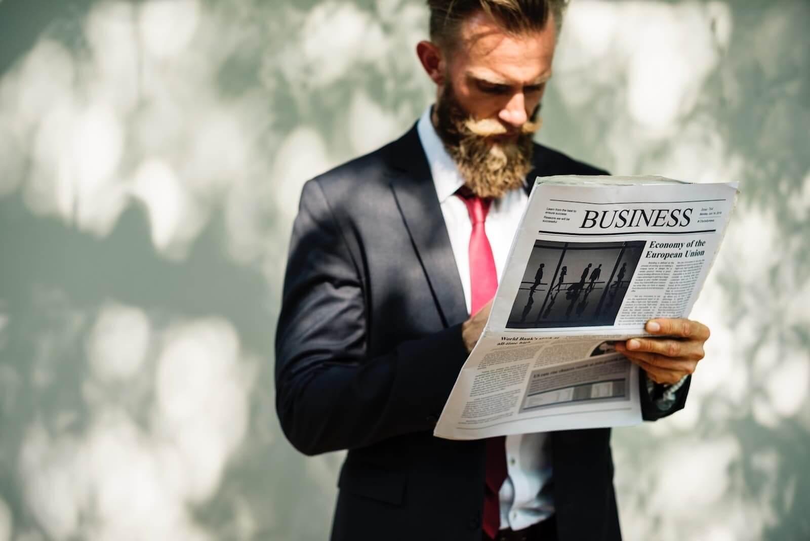 Short Film Business Plan - Newspaper - StudioBinder