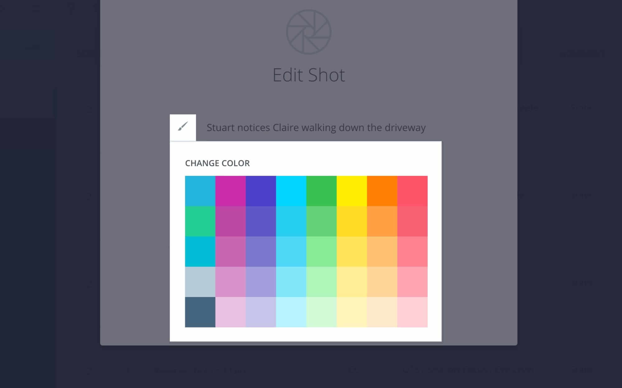 How to Create a Shot List with StudioBinder - Shot List Creator Template - 17a