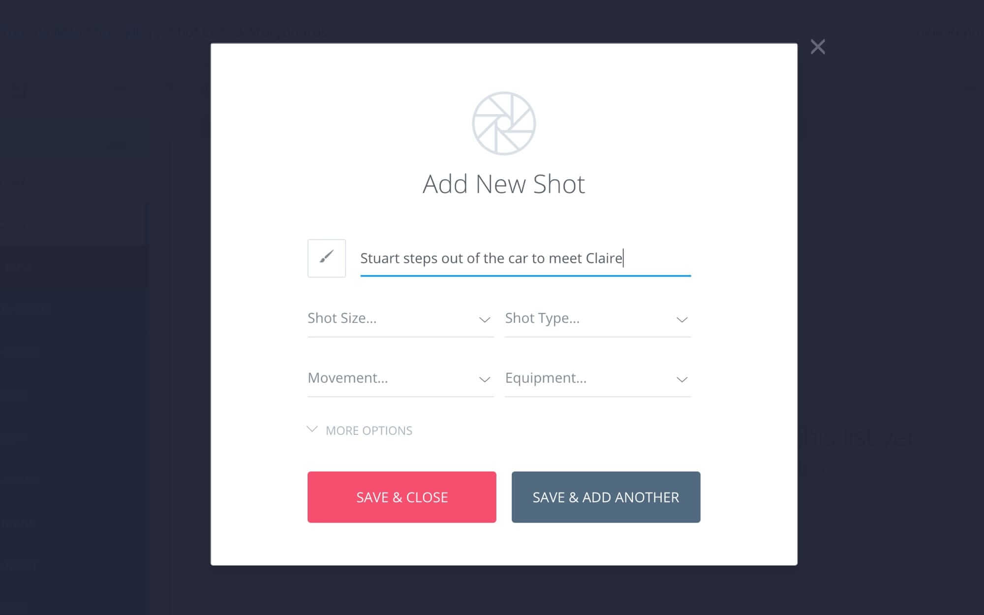 How to Create a Shot List with StudioBinder - Shot List Creator Template - 5