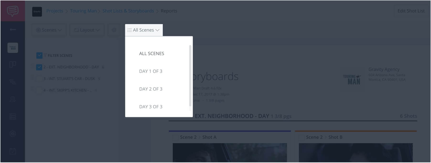 How to Make a Storyboard Online - StudioBinder Storyboard Creator - 24