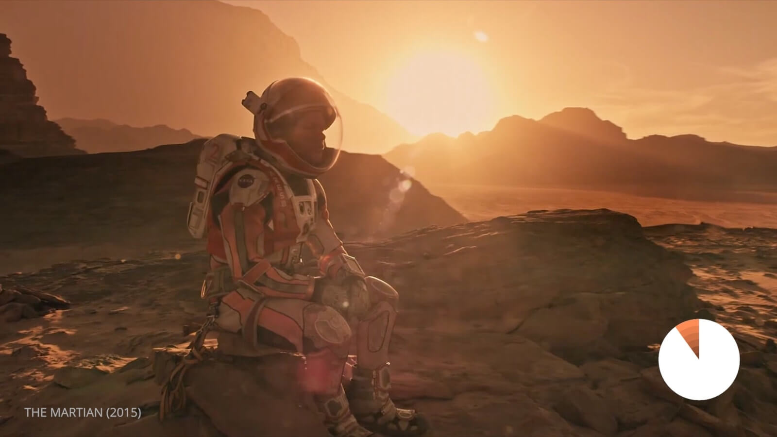 Ridley Scott - Movie Color Palette - The Martian