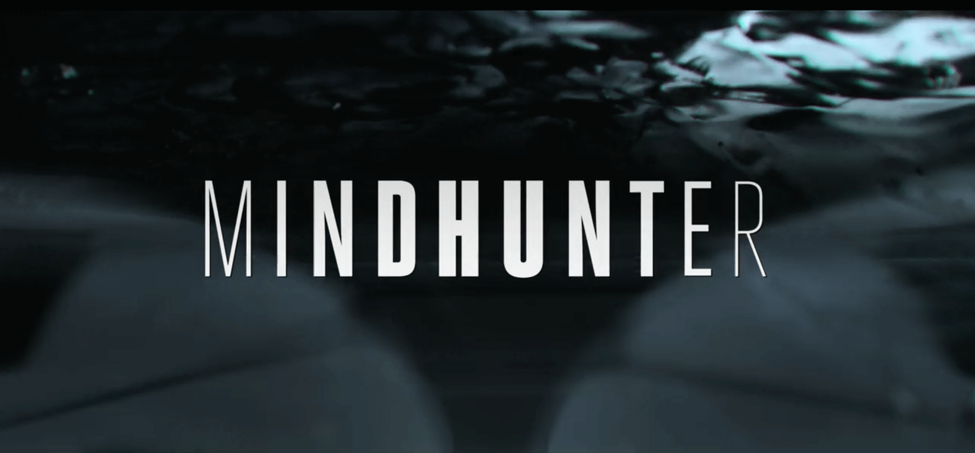 Text Graphics in Video - Top Trends - Mindhunter