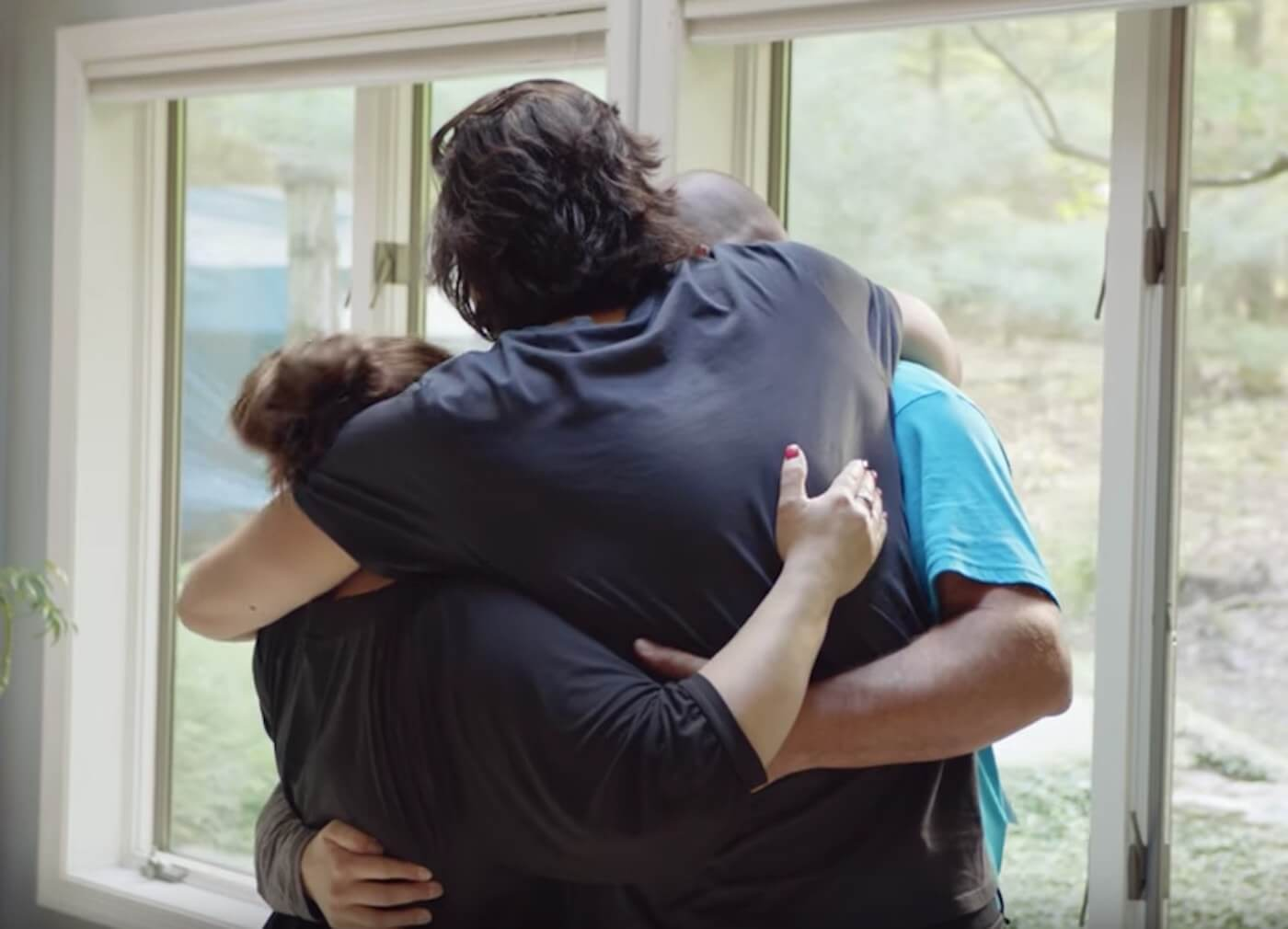 Top Creative Digital Advertising Trends - Best creative ads end in an unironic group hug
