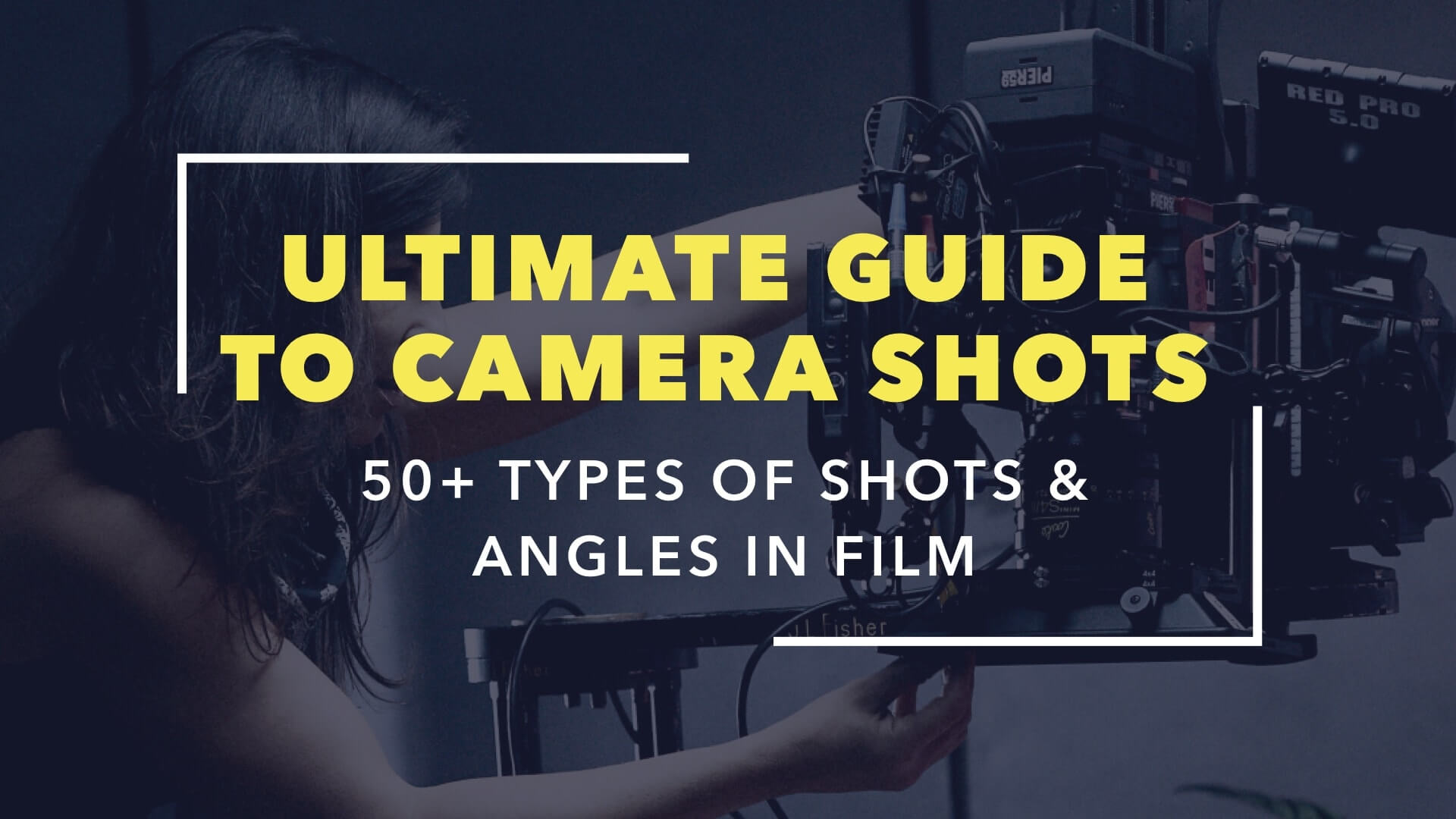 Ultimate Guide To Camera Shots - Social Image - StudioBinder