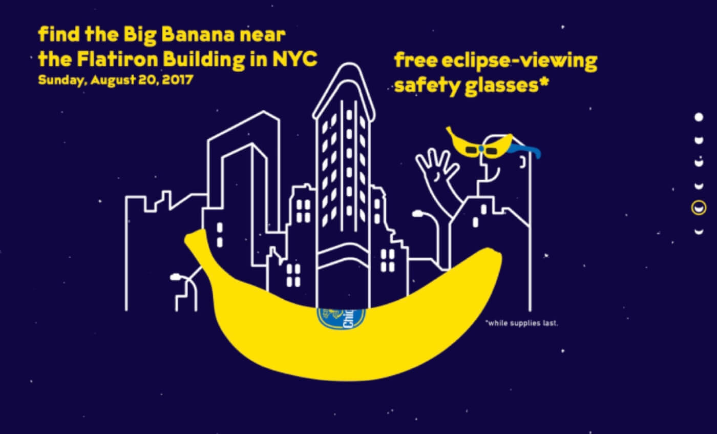 Banana - Learn from the best Marketing campaigns of 2017