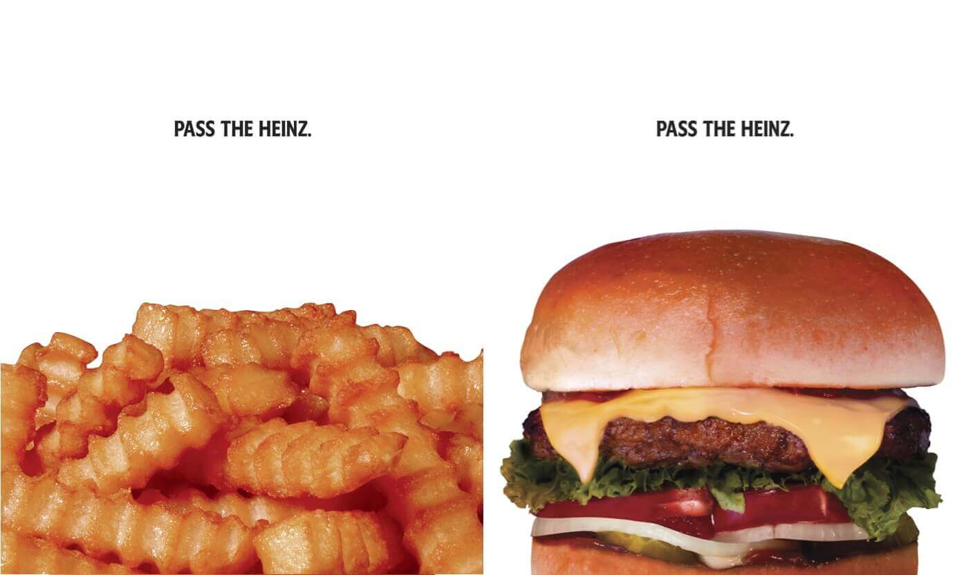 Mad Men Heinz Boards - Learn from the best Marketing campaigns of 2017