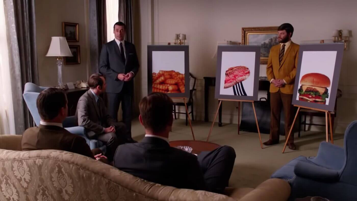 Mad Men Heinz - Learn from the best Marketing campaigns of 2017