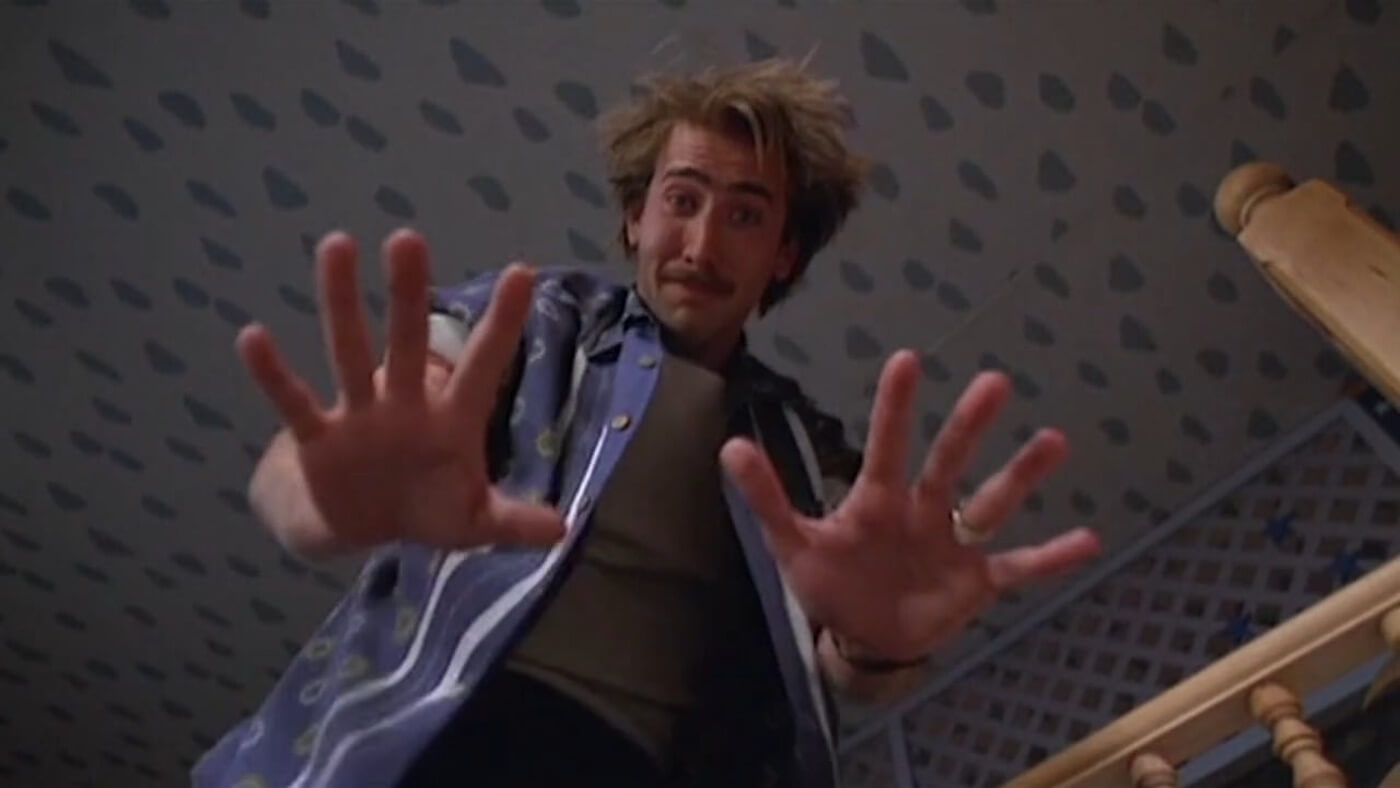 Ultimate Guide To Camera Shots - A Low Angle Shot From Raising Arizona