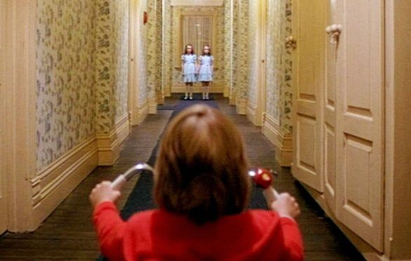 Ultimate Guide To Camera Shots - A Low Angle Shoulder Level Shot From The Shining