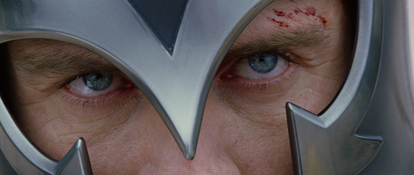 Ultimate Guide To Camera Shots - Extreme close Up In X Men First Class
