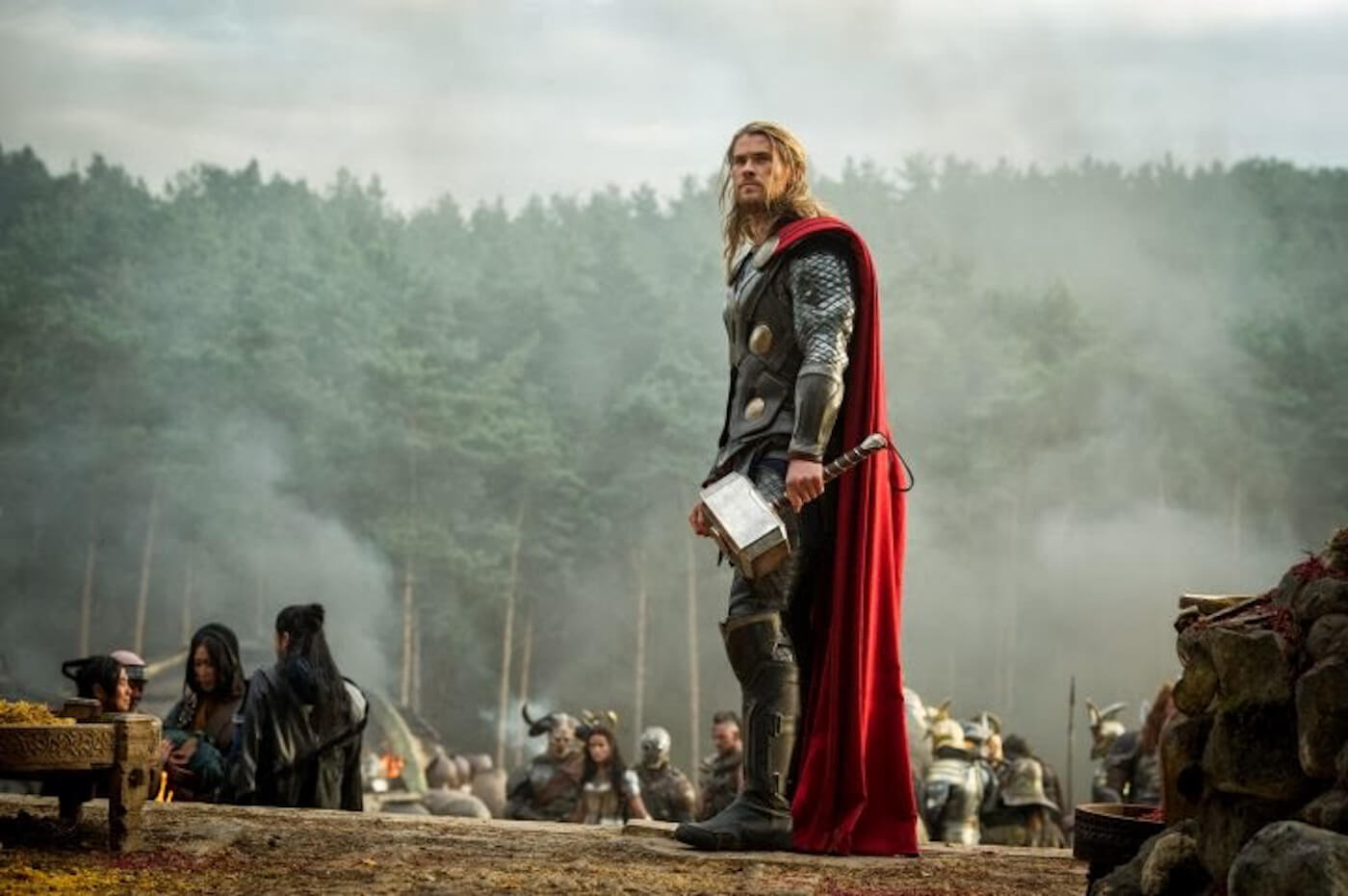 Ultimate Guide To Camera Shots - Full Shot In Thor